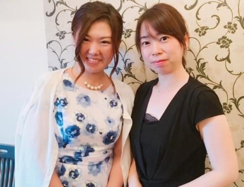 【お客様の声】九州で活躍中のダイエットコーチ、あげのゆみさんから「夢を叶える手帳術!」セミナーご参加の感想をいただきました!
