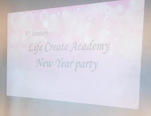 【開催レポ】2018年を 「わたし至上」最高の 1年にする! ニューイヤーパーティー &新春セミナー