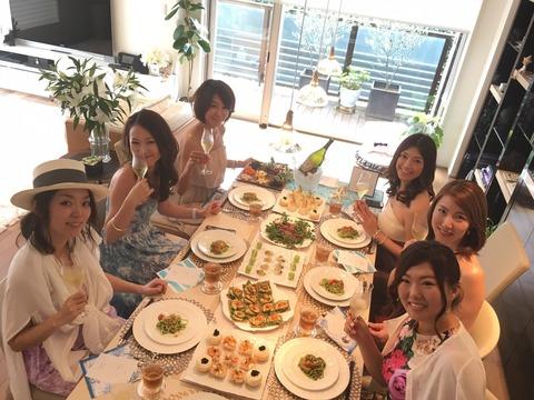 修了パーティー♡_7771