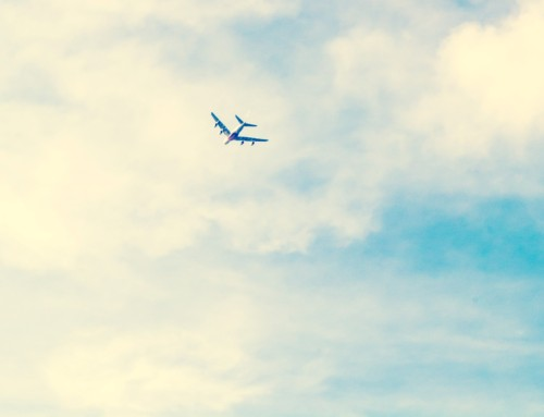 時代はもはや飛行機が日常になっているのかもしれない